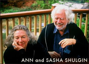 Ann and Sasha Shulgin